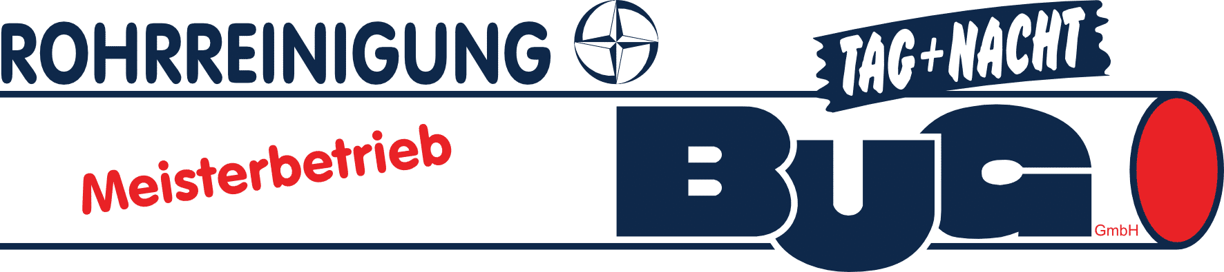 BUG Rohrreinigung GmbH Theodorstr. 18 A-C D - 70469 Stuttgart